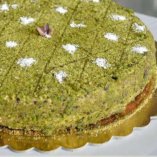 ricetta torta al pistacchio di bronte sciara